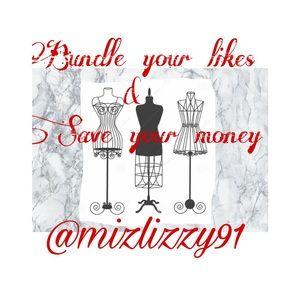 👠🎒💍👑 Bundle, Buy, Save Money!!